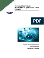 [2] Tugas Pendahuluan dan Praktikum Manajemen Jaringan dan Server.docx