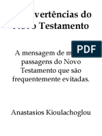 As Advertências Do Novo Testamento Smart Phones
