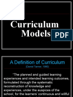 curriculumdesignandmodels-111023192445-phpapp02