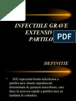 Infectiile Grave Extensive Ale Partilor Moi