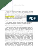 GASTON BACHELARD – La fenomenología de lo redondo
