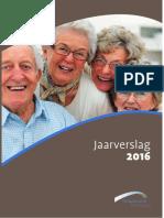 Jaarverslag 2016  - Blader hier door het nieuwe Jaarverslag 2016 -  Ombudsdienst Pensioenen