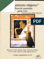 LIBRO MUSICAL DE CANCIONES