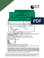 2010-KPSS LİSANS Hukuk-İktisat-İşletme-Maliye-Muhasebe Soruları