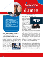 KCT Newsletter July 2010