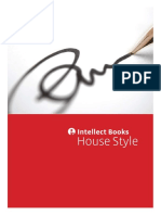Style Guide (Books)
