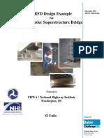 Ejemplo Calculo Puente Acero AASHTO LRFD