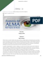 Anatomía Del Alma – 2 _ Proyecto Jai