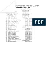 DAFTAR PENGABDI UPT PUSKESMAS DTP KARANGNUNGGAL 1.docx