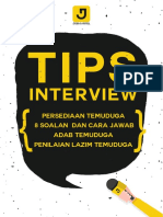 Tips Interview