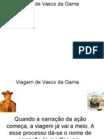 Viagem de Vasco Da Gama - Os Lusíadas