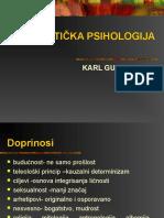 ANALITIČKA-PSIHOLOGIJA