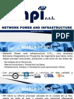 Presentacion NPI Actual 2017