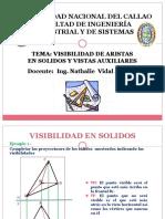 Dibujo y Geometría Descriptiva Sesion 13