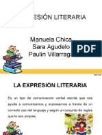 Expo Expresion Literaria