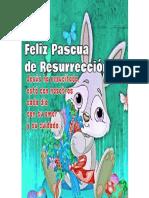 Feliz PascuadeResurreccion 2017