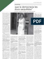 Entrevista a nuestra diputada provincial, Maria Victoria Molina