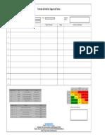 Formato de Analisis Seguro de Trabajo AST.xls
