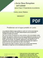 A07125949-MIII-Actividad Integradora Fase II Presentando El Problema