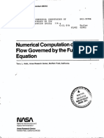 1983, Holst T. L., Numerical Computation of Transonic Flow Governed by the Full-Potential Equation, NASA TM 84310.pdf