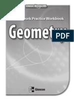 Geometry Home Practice Workbook