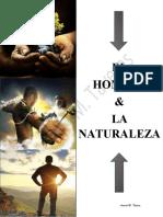El Hombre y La Naturaleza - Amadis M. Taveras