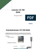 Estandar SRAN LTE 700.v1