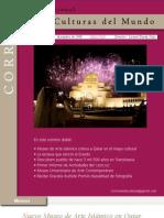 V. 3 Correo de las Culturas 30-31
