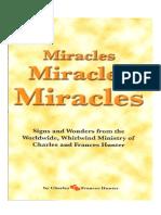 Frances Hunter Miracles Miracles Miracles