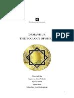 Damanhur the Ecology of Spirit