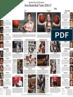 Denton Record-Chronicle 2017 All-Area Basketball Team