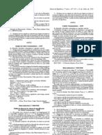 Dop - Legislacao Portuguesa - 2010/07 - Avi nº 13962 - QUALI.PT