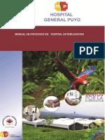 Protocolo de Procesos Central de Esterilizacion