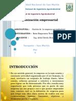 1°DIAPO DE GESTION DE LA EMPRESA