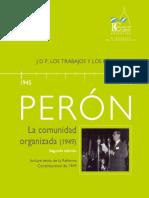 Comunidad Organizada de Peron y Analisis de Varios ( Poratti)