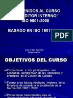 Curso de Auditor Interno ISO 19011