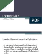 LOGIC Lecture 8