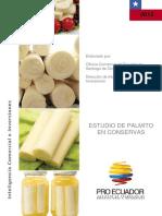 Proecu Ppm2012 Palmito Chile