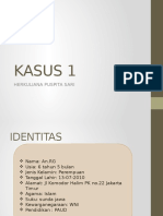 Case Parotitis 1