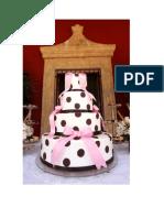 tortas15años