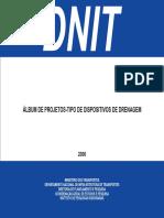 Album_dnit_ Dispositivos de Drenagem
