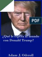 _Que Le Espera Al Mundo Con Don - Adam J. Oderoll