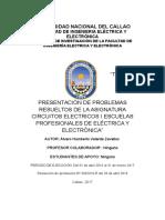 CIRCUITOS ELECTRICOS I - PROFE VELARDE UNAC LIMA PERU