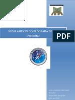 Regulamento Do Programa de Tutoria