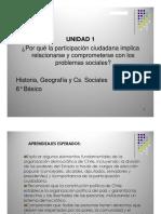 Ppt 6 Historia Unidad 1