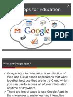 advanced google applications  1