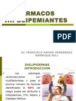 Farmacos Hipolipemiantes 27 Septiembre