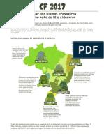 Campanha Da Fraternidade 2017 Traz Realidade Dos Biomas Brasileiros