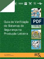 GUIA DE VERIFICACAO Producao leiteira