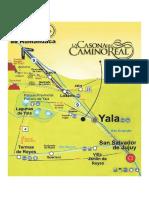 Mapa Casona Camino Real